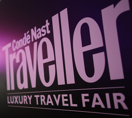 Conde Nast Traveller Luxury Fair