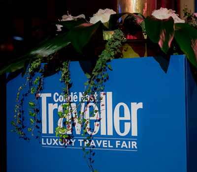 Conde Nast Traveller Luxury Travel Fair